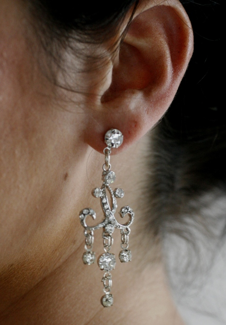 Classic Chandelier Earring