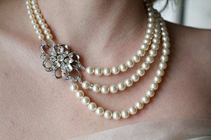 Classic Hepburn Pearls