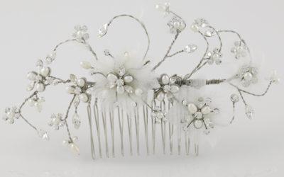 Organza Blossoms