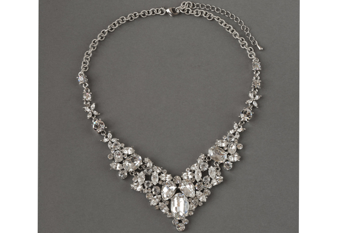 Marilyn Statement Necklace